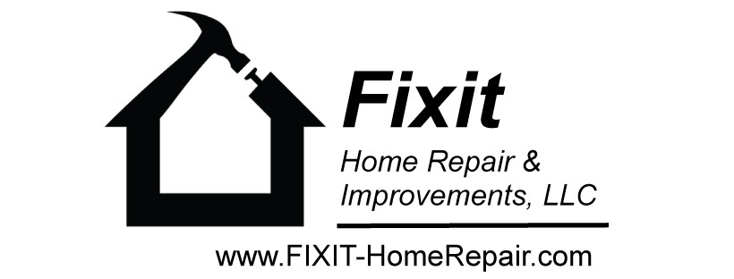 Fixit Home Improvement Logo 820 X 312