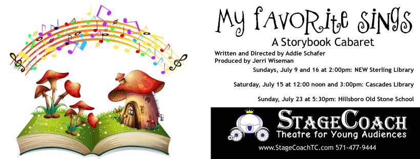 My Favorite Sings - A Storybook Cabaret